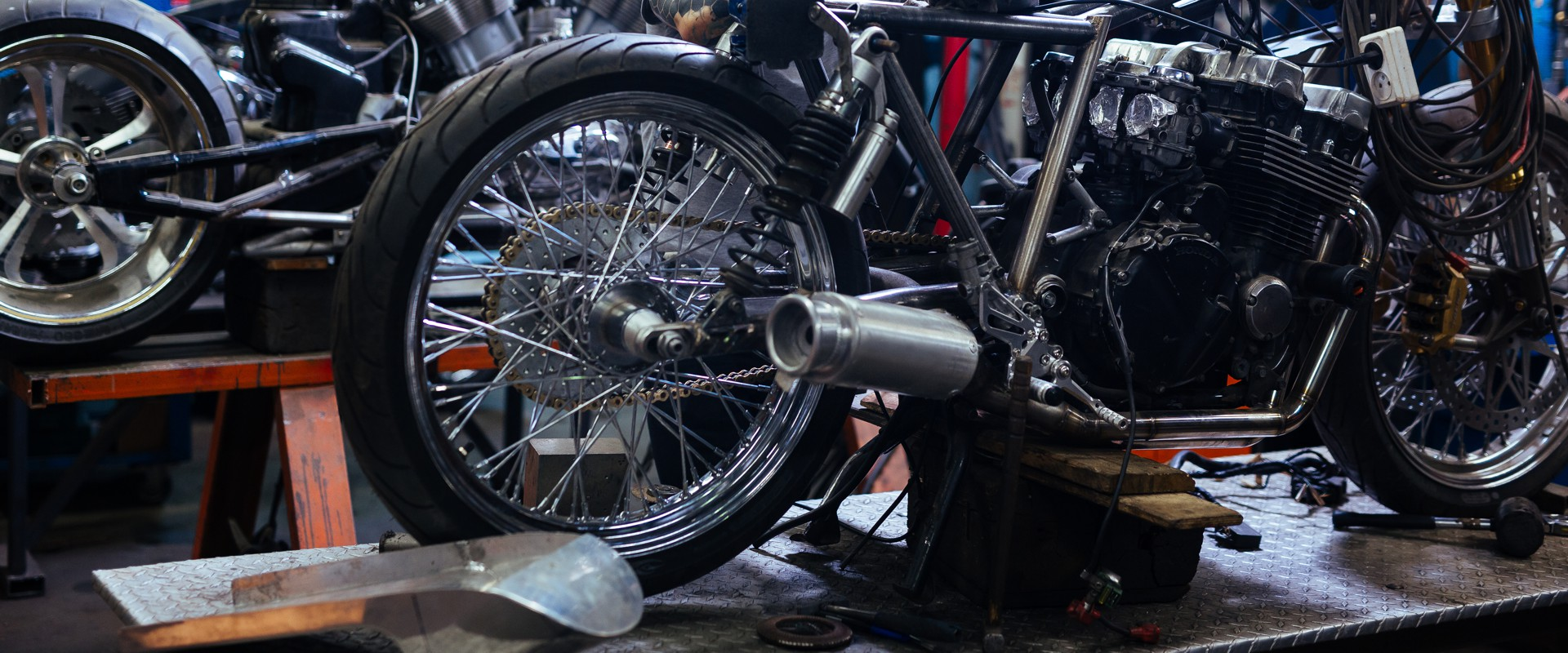 Motorcycle and Scooter Servicing and Repairs