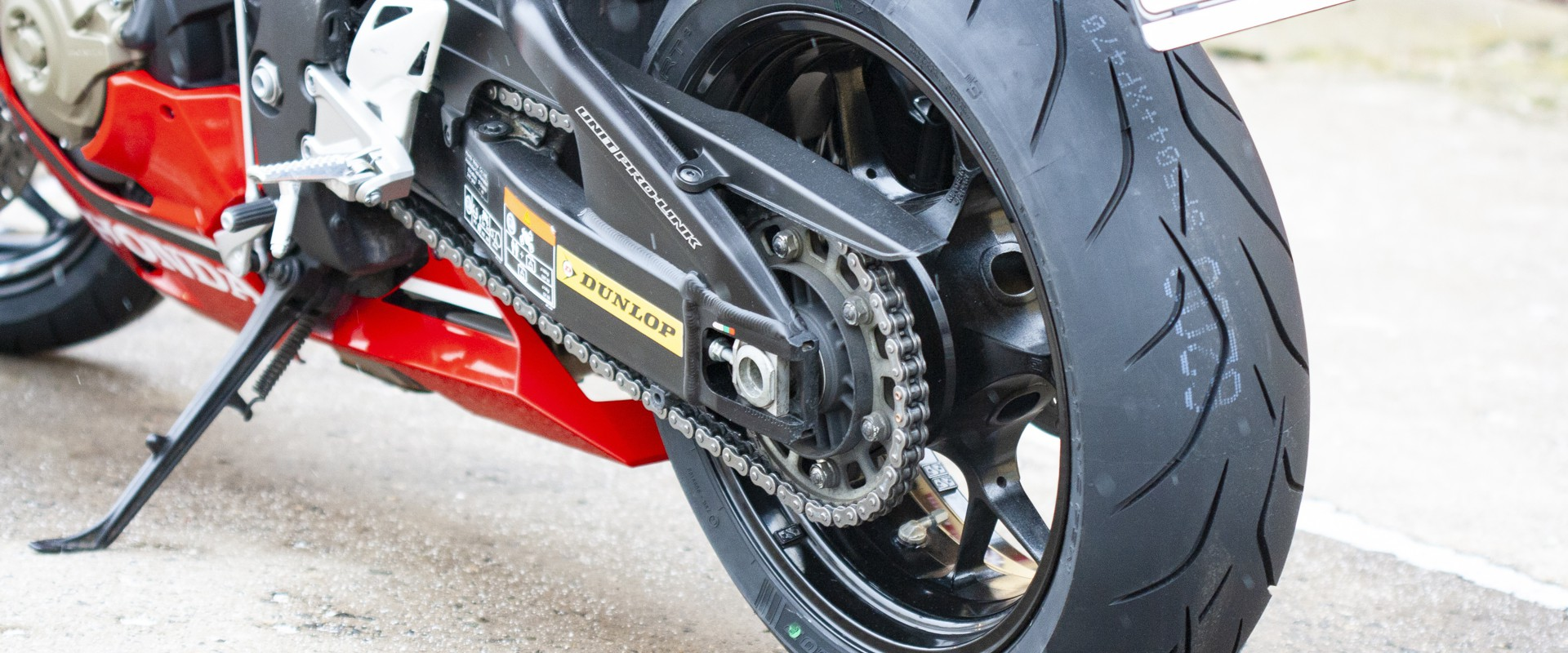 Discount motorcycle tyres in North London